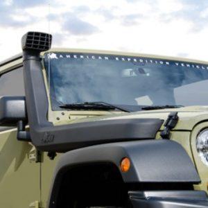 Snorkel Aev Omologato Jeep JK 1