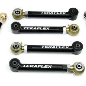 TF-1615000 Kit completo 8 puntoni short arm Teraflex Jeep TJ